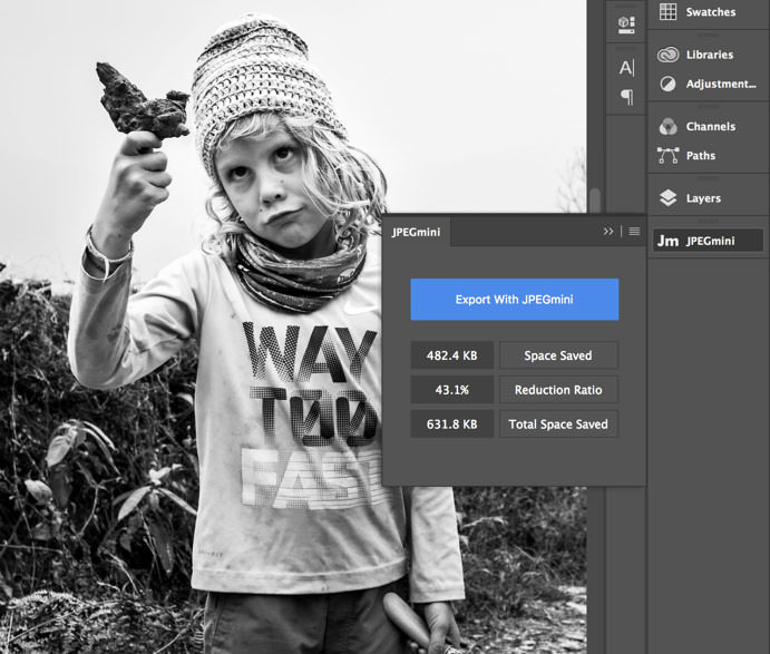 Photoshop Plugin